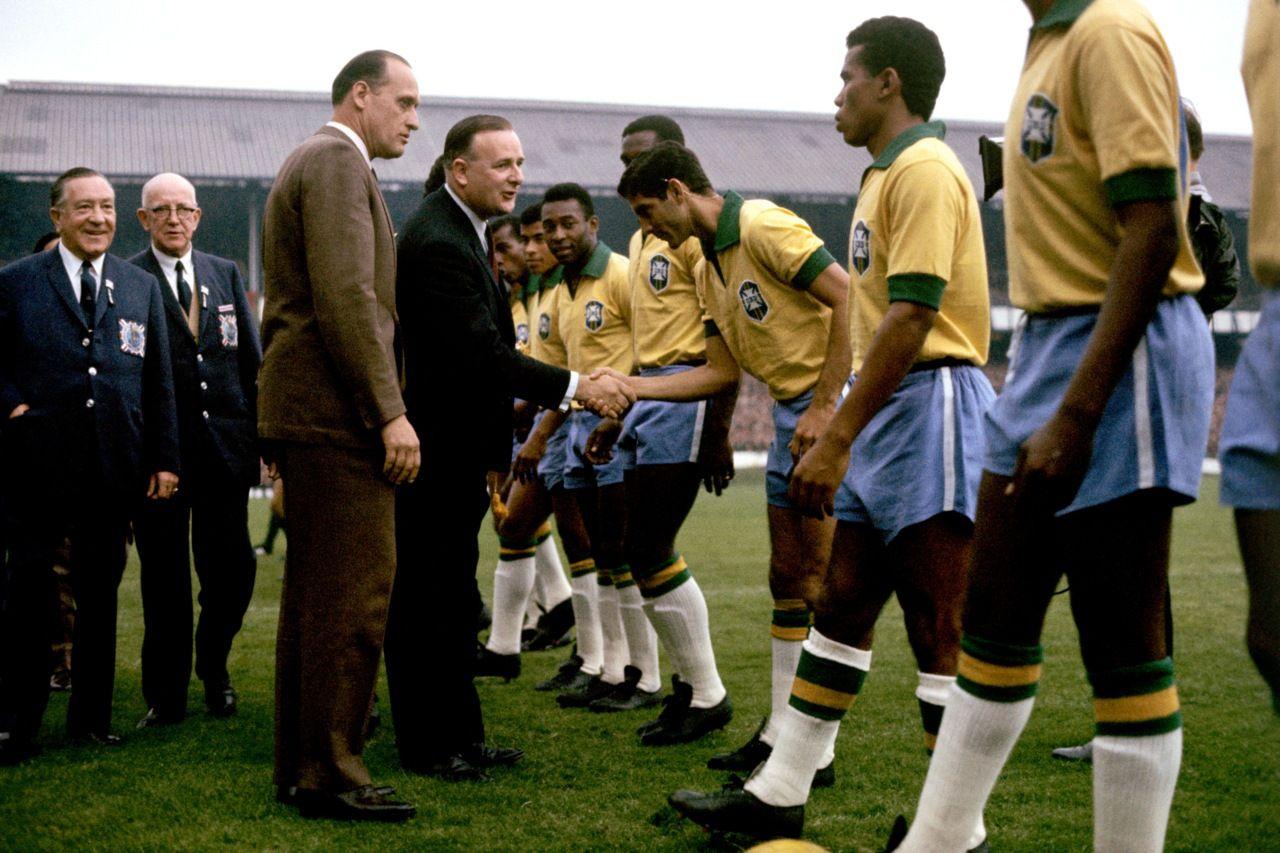 vo dich world cup - elle man brazil 1996