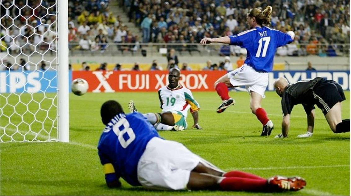 vo dich world cup - elle man phap 2002