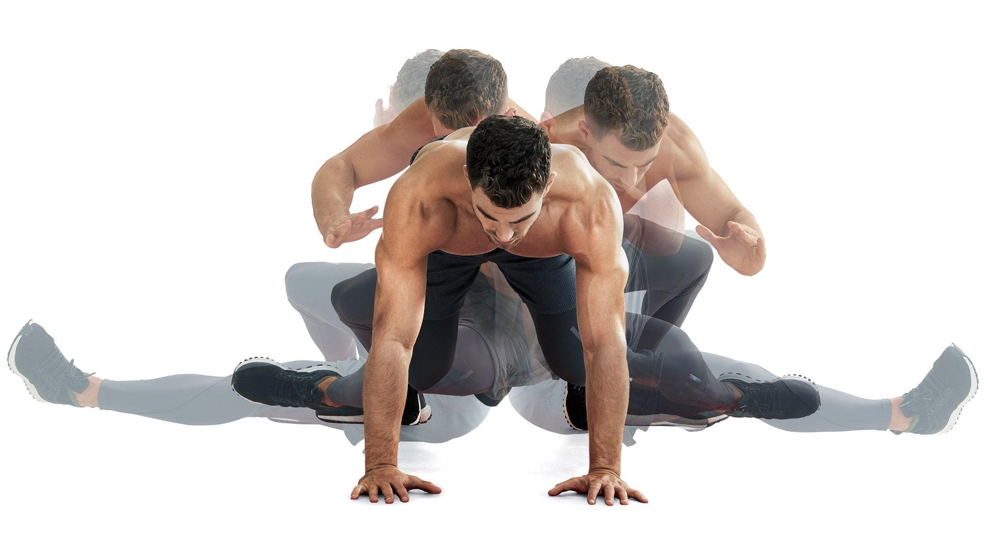 bài tập thể dục Tabata.