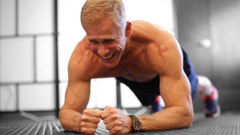 Bí quyết tập thể dục cần nhớ cho các chàng trên 30