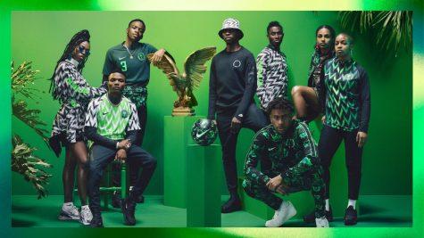 14 cảm hứng thời trang nổi bật từ World Cup 2018