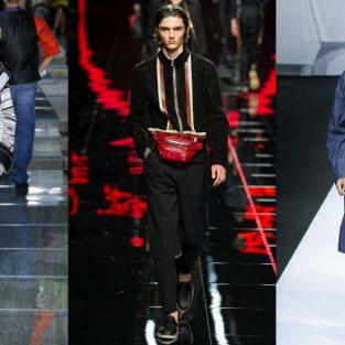 4 bộ sưu tập thời trang nam nổi bật tại Tuần lễ thời trang Milan Xuân-Hè 2019