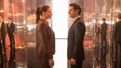Ảnh: Khán giả sẽ được tái ngộ với nữ diễn viên xinh đẹp trong The Greatest Showman - Rebecca Ferguson. Ảnh: Nexushub