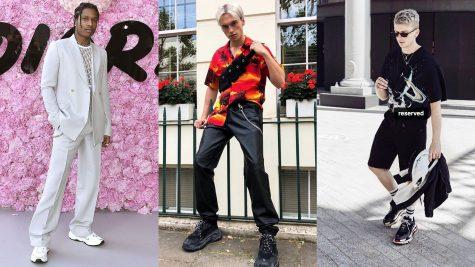 Thời trang sao nam ấn tượng tuần 4 tháng 6/2018