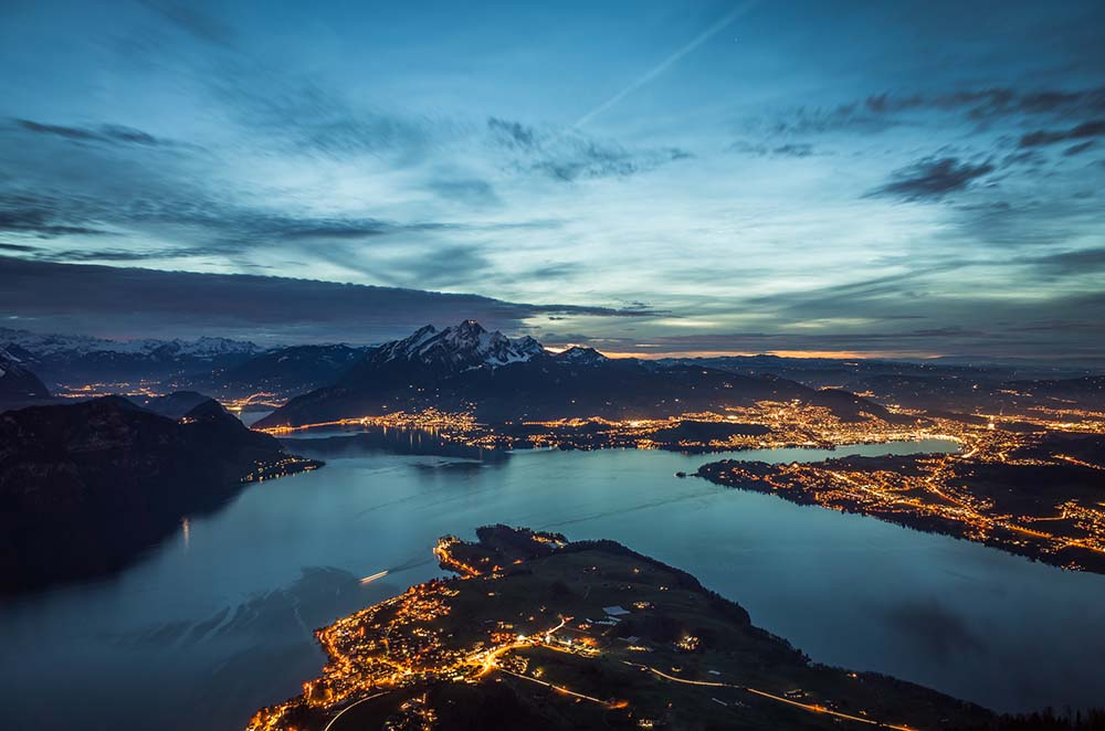 mui huong Chanel Villa Honegg, Lake Lucerne, Switzerland 3 - elle man