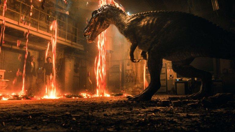 Phim Jurassic World 2018: Giỏi thương mại, dấu hỏi chuyên môn