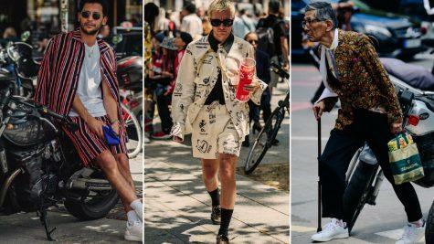 Street style ấn tượng tại Tuần lễ thời trang Paris Xuân-Hè 2019