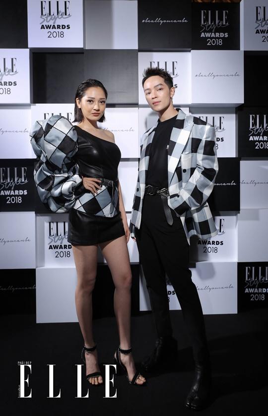 Đi cùng ca sĩ Bảo Anh là stylist Kelbin Lei. Ảnh: Đại Ngô Studio