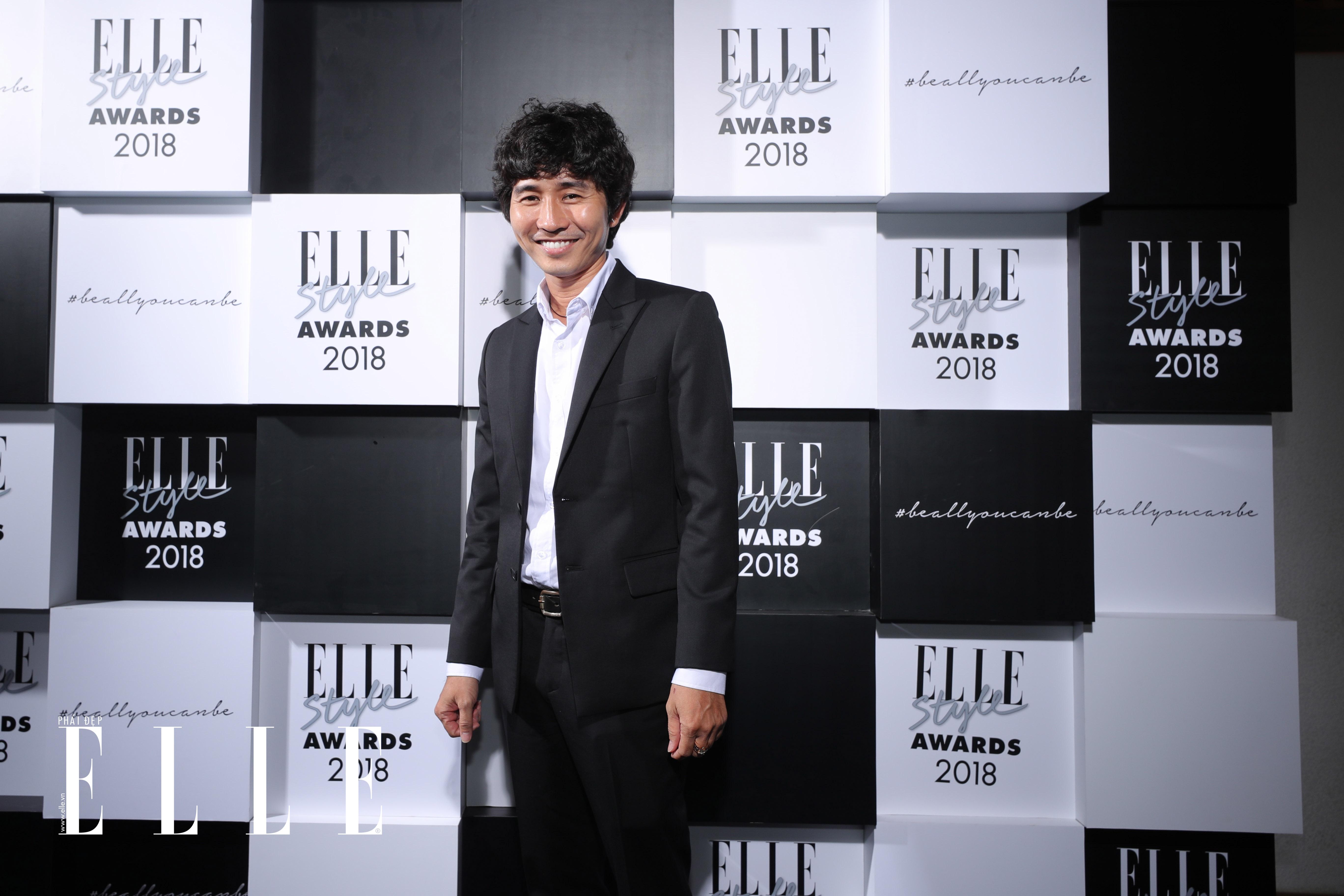 ELLE Style awards TungChau - elle man