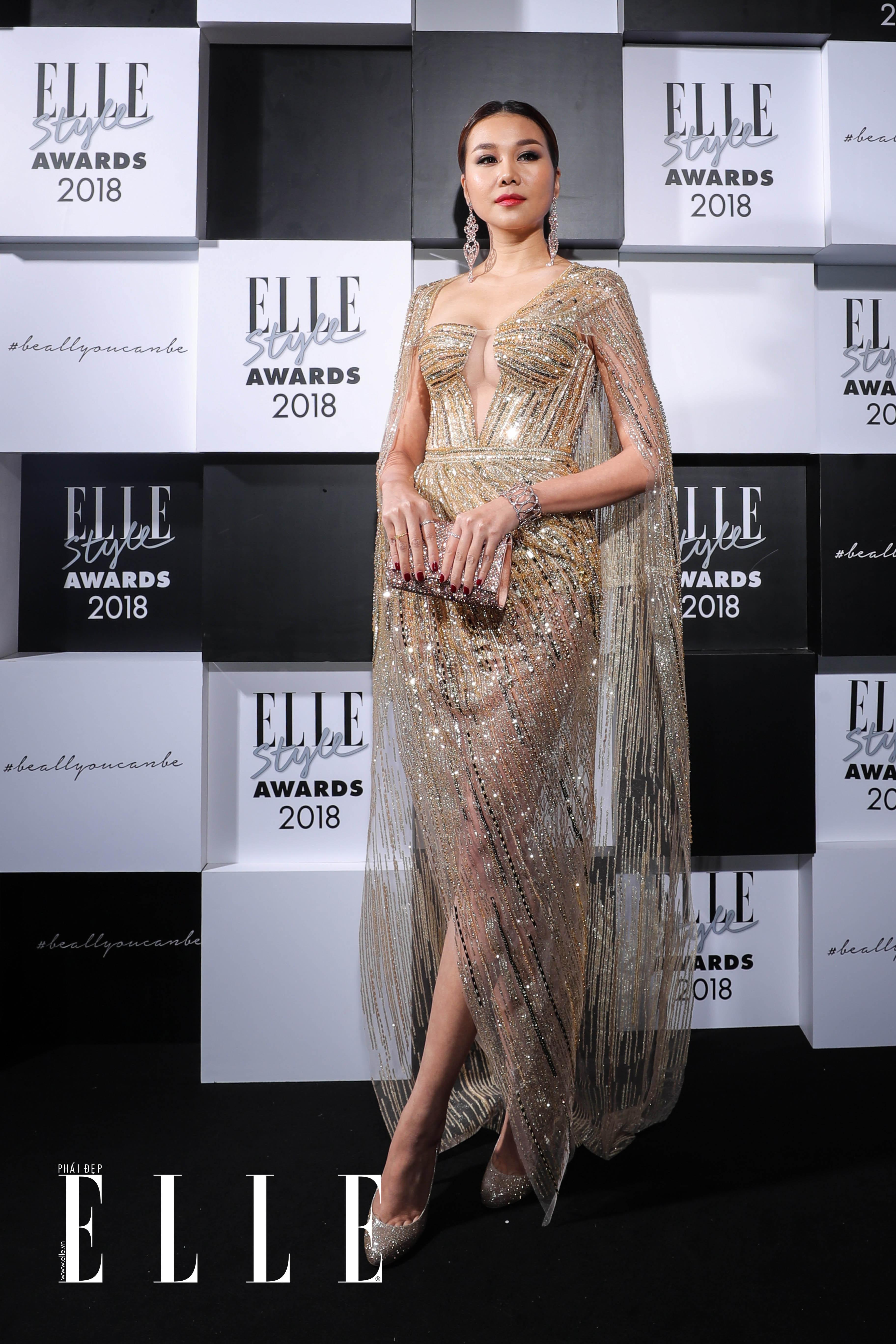 elle style awards best dress - elle man 34