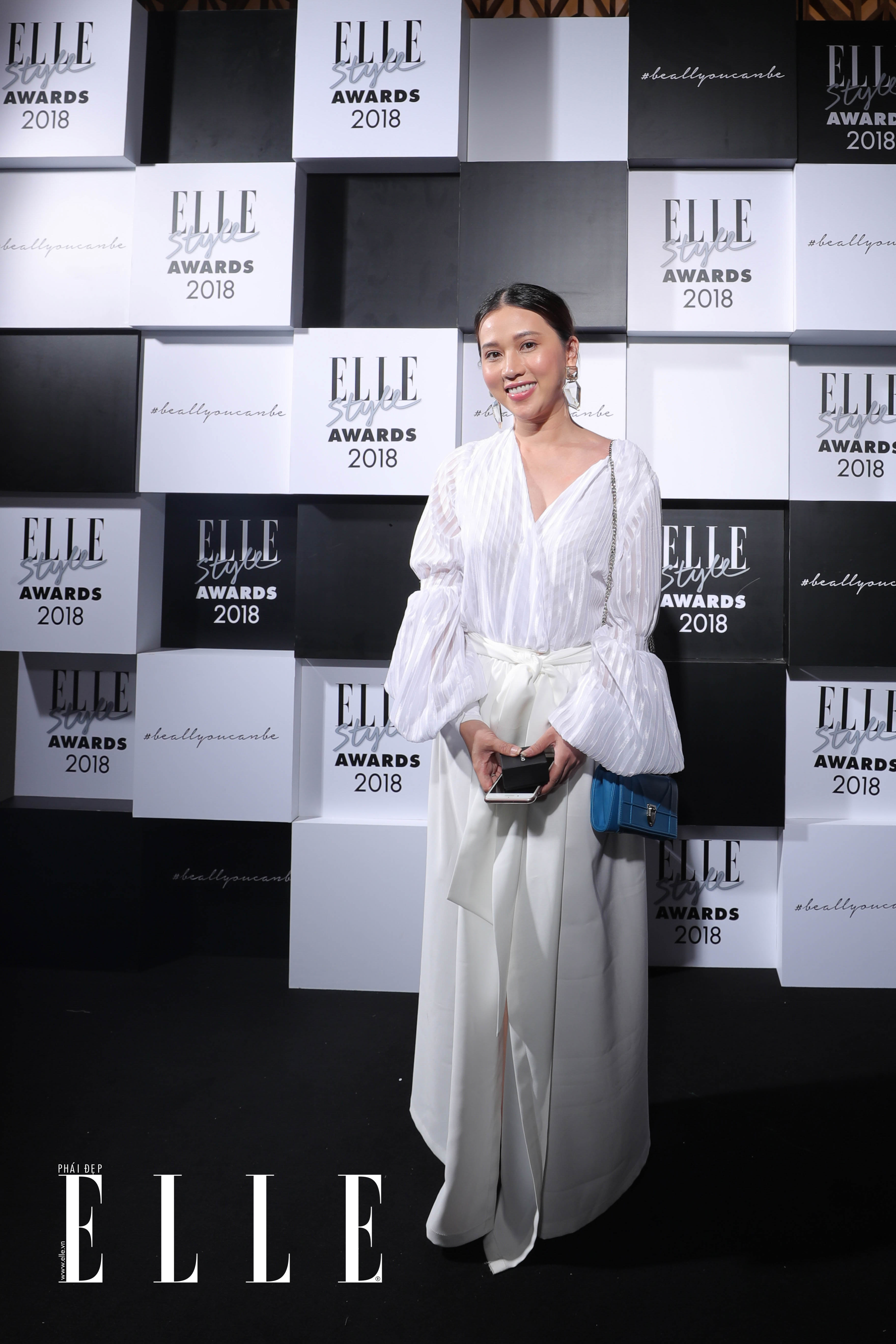 elle style awards elle man dong thuy tien