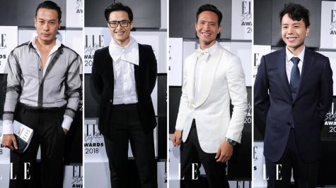 Tổng hợp trang phục thảm đỏ nổi bật của sự kiện ELLE Style Awards 2018