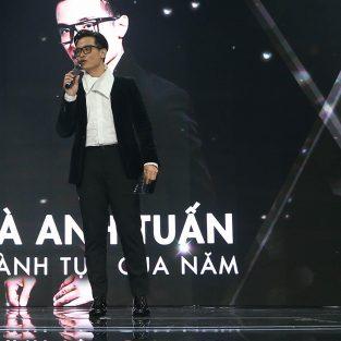 Hà Anh Tuấn đoạt giải Thành tựu của năm tại ELLE Style Awards 2018