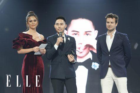 Lâm Gia Khang trở thành Nhà thiết kế của năm tại ELLE Style Awards 2018