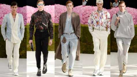 BST Dior Homme Xuân-Hè 2019: Dấu ấn mới của Kim Jones