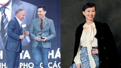 ELLE Style Awards 2018 vinh danh giải Nam doanh nhân & Nữ doanh nhân phong cách của năm