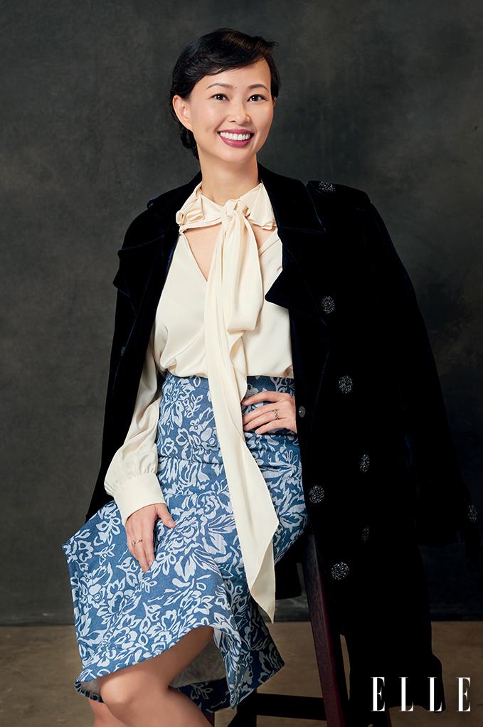 elle style awards thai van linh - elle man 2