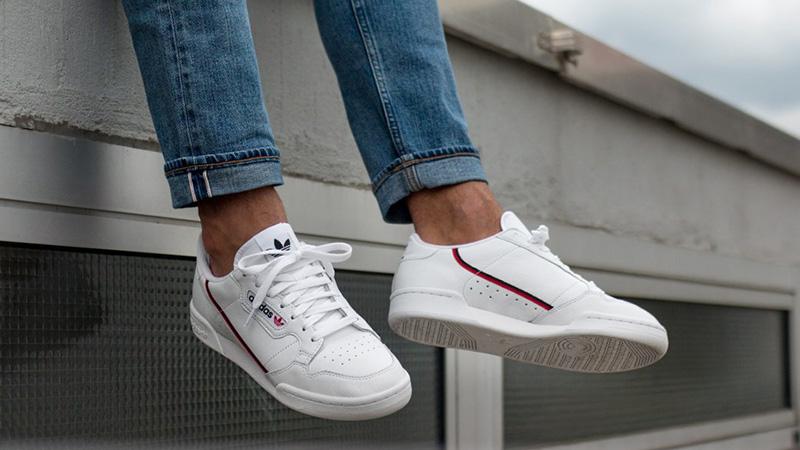 giày thể thao - elle man 87