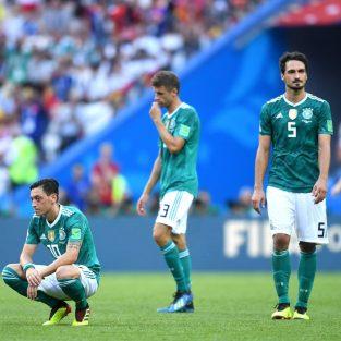 Đội tuyển Đức, sân Kazan và những giọt nước mắt