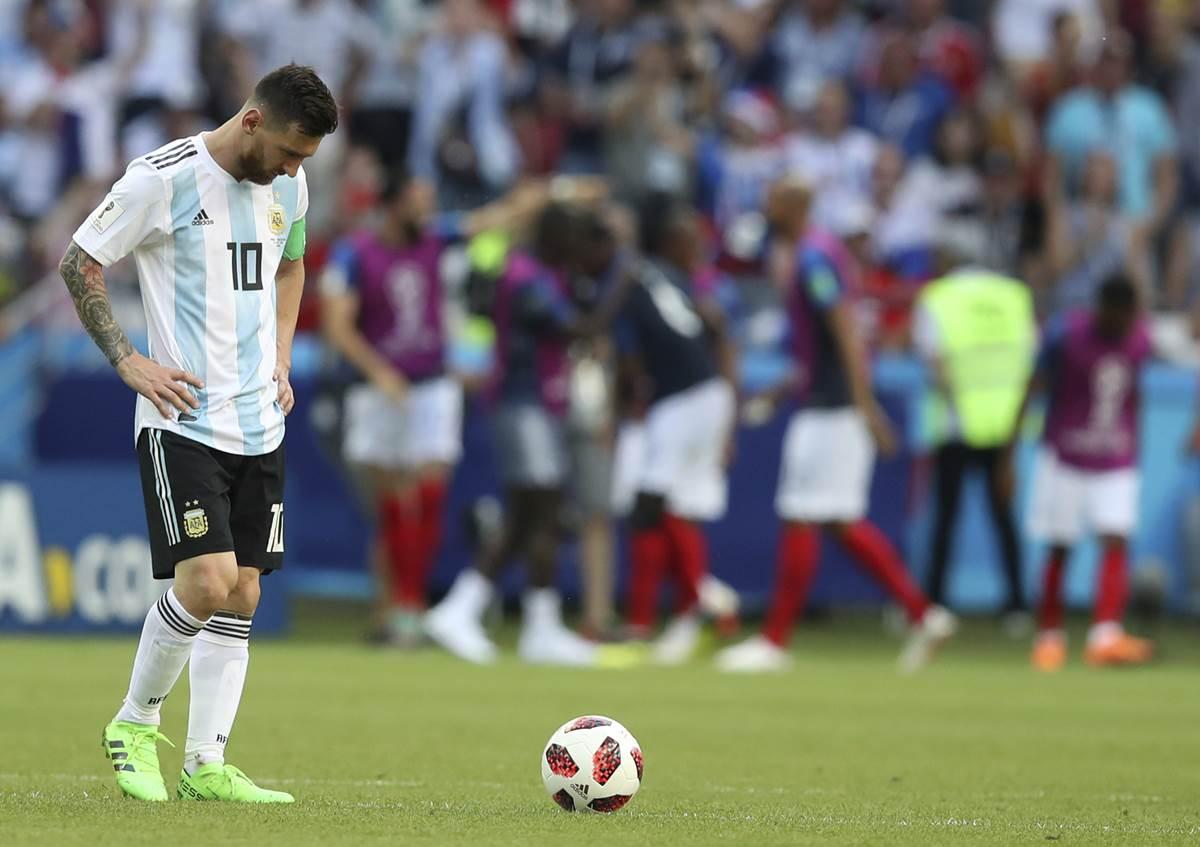 đội tuyển Argentina - elle man