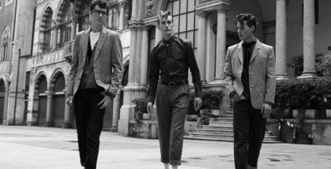 Thời trang thập niên 50 đánh dấu sự trở lại của chất liệu denim, đặc biệt là quần jeans. Ảnh: The Idle Man