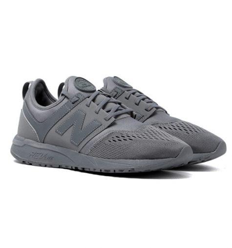 Những kiểu giày trainer với gam màu trung tính có thể dễ dàng giúp các quý ông phối với nhiều loại quần áo. Ảnh: Pinterest