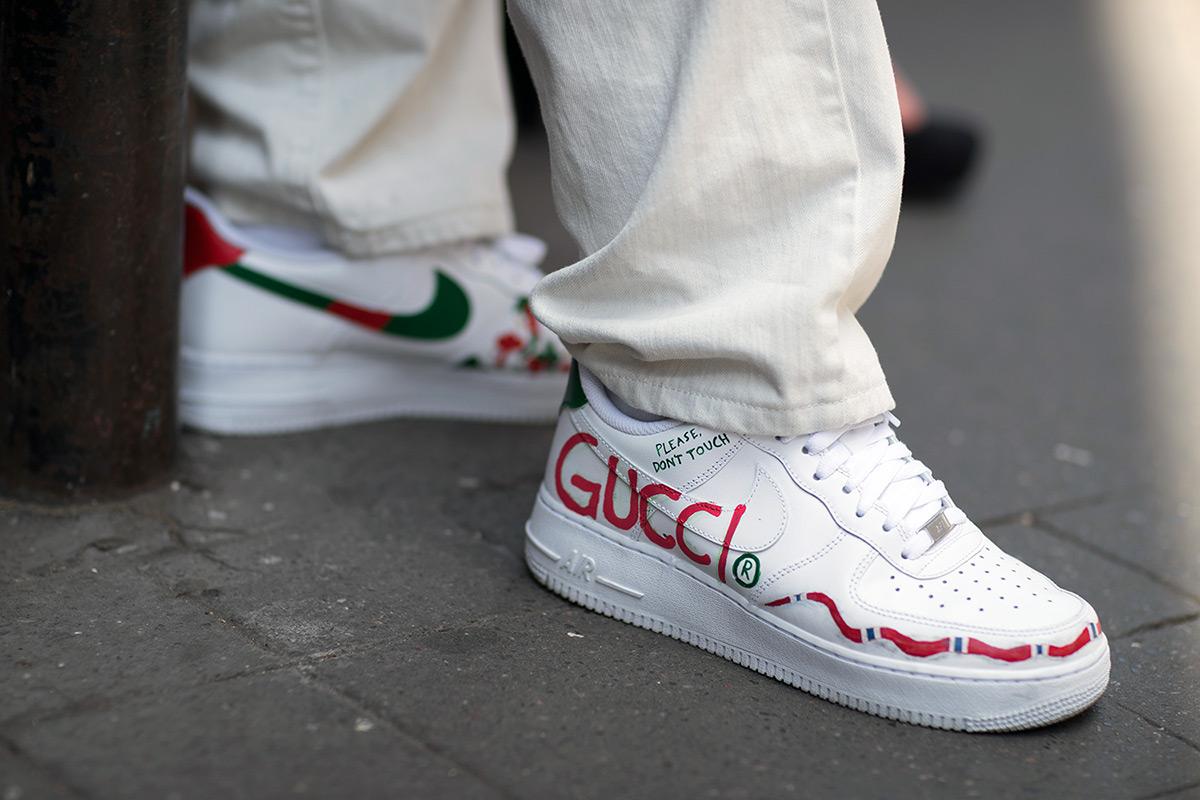 giày sneaker nam elle man on
