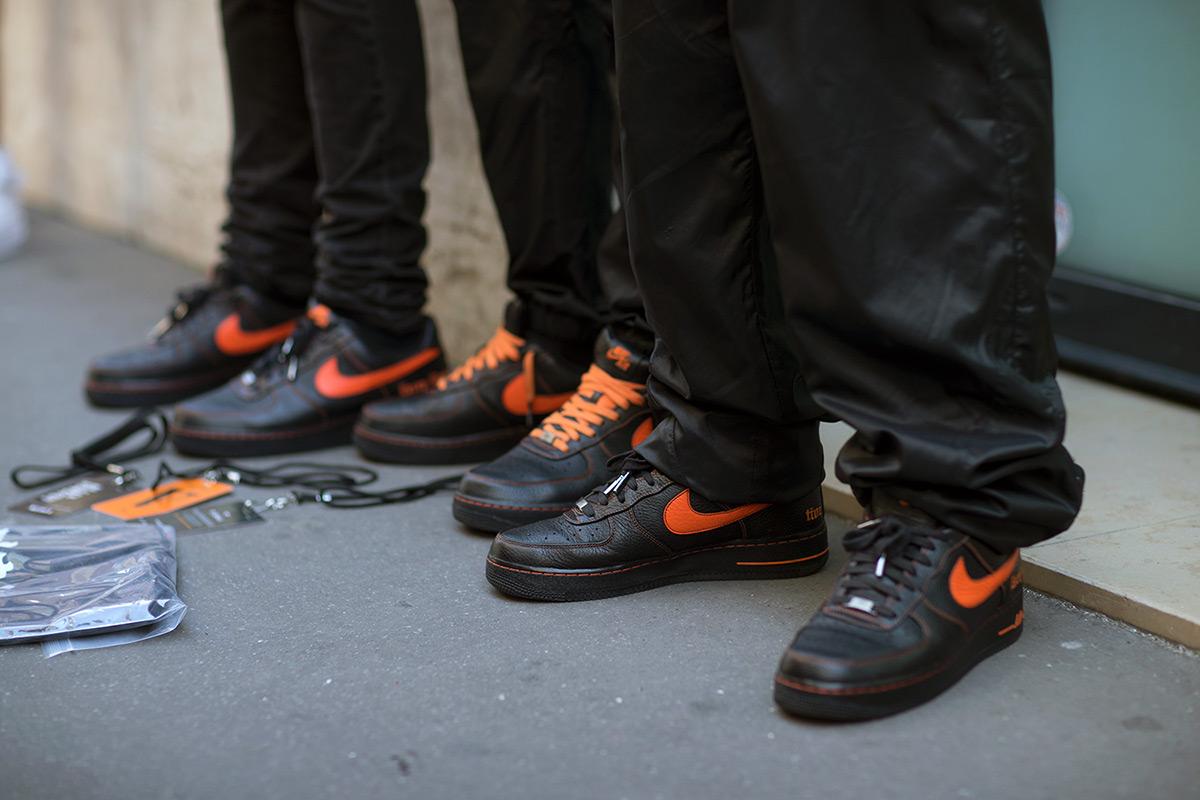 giày sneaker nam elle man oss