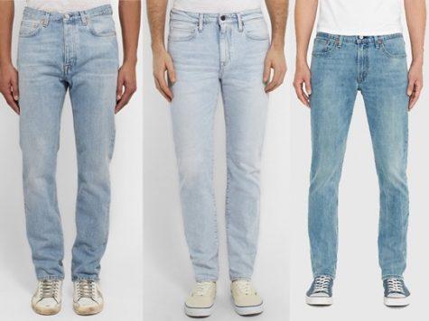 Những chiếc quần Dad jeans của thập niên 80scũng trở lại đường đua denim trong năm nay. Ảnh: Pinterest