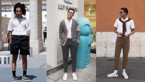 Thời trang sao nam ấn tượng tuần cuối tháng 6/2018