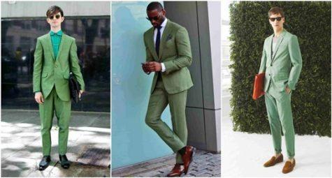 Lựa chọn màu sắc nổi bật cũng tạo ra phong cách thời trang độc đáo cho phái mạnh. Ảnh: Imaxfree