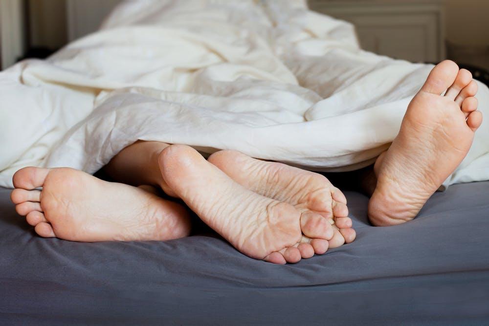 Quan hệ tình dục: Bao nhiêu là đủ?