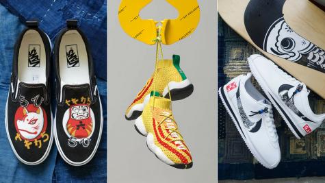 10 phiên bản giày thể thao collab đẹp nhất nửa đầu năm 2018