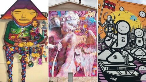 7 tác phẩm nghệ thuật đường phố nổi bật của tháng 6/2018