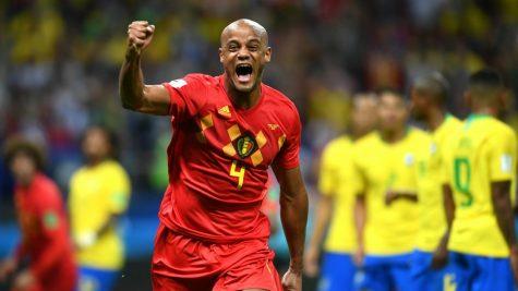 Tuyển Bỉ vs tuyển Brazil World Cup 2018: 'Quỷ Đỏ' trời Âu đả bại 'kỷ lục gia' thế giới