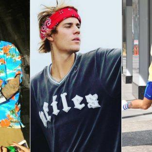 """Grungy Hippie - Phong cách thời trang Justin Bieber """"lăng xê"""" mạnh của Hè 2018?"""