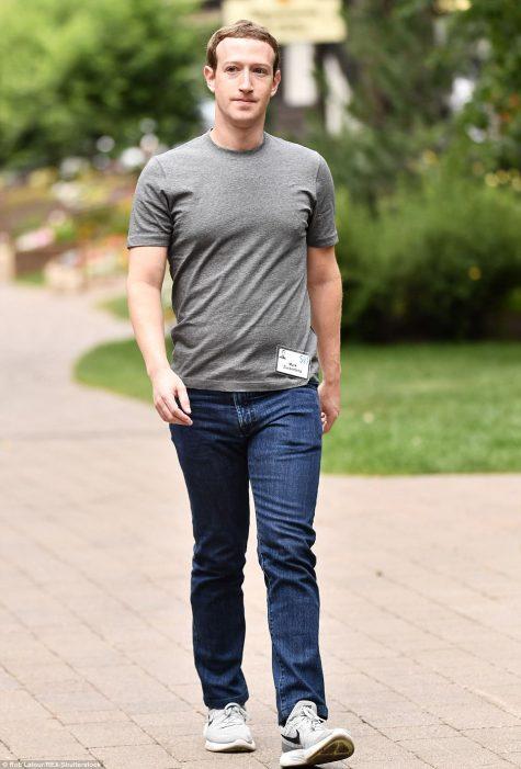 Mark Zuckerberg - elleman 4