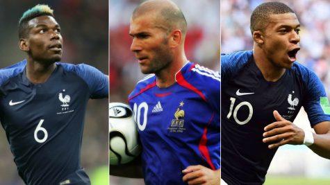 Tại sao đội tuyển Pháp lại có nhiều nhân tài bóng đá?