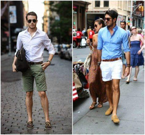 Việc không mang vớ cũng gây ra mồ hôi chân rất khó chịu. Ảnh: Outfit Trends