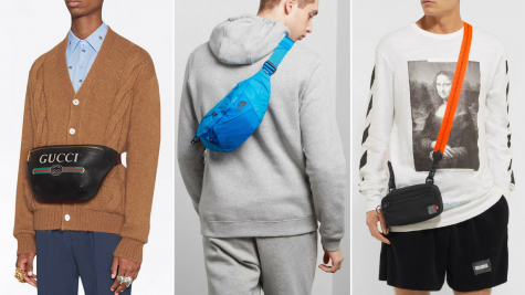 Xu hướng túi đeo chéo: 8 thương hiệu nổi bật nhất nửa đầu năm 2018