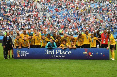 Đội tuyển Bỉ và đội tuyển Anh: Khi giấc mơ chỉ mới bắt đầu