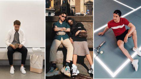 Thời trang sao nam ấn tượng tuần 2 tháng 7/2018