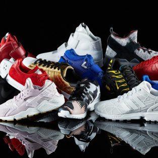 5 mẫu giày thể thao nên có trong tủ giày phái mạnh