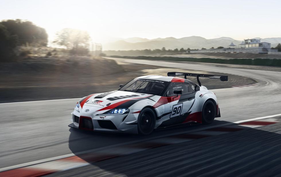thi truong xe hoi GR Supra Racing Concept - elle man 1