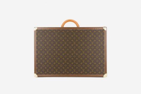 Chiếc cặp cổ điển của thương hiệu đình đám Louis Vuitton có mứa giá khoảng 5800$. Ảnh: Highsnobiety