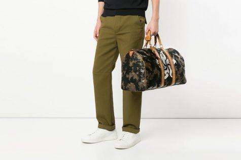 Điểm thêm chút màu sắc để tạo nên sự cá tính chính là giá trị cốt lõi trong thiết kế lần này của Louis Vuitton. Ảnh: Highsnobiety