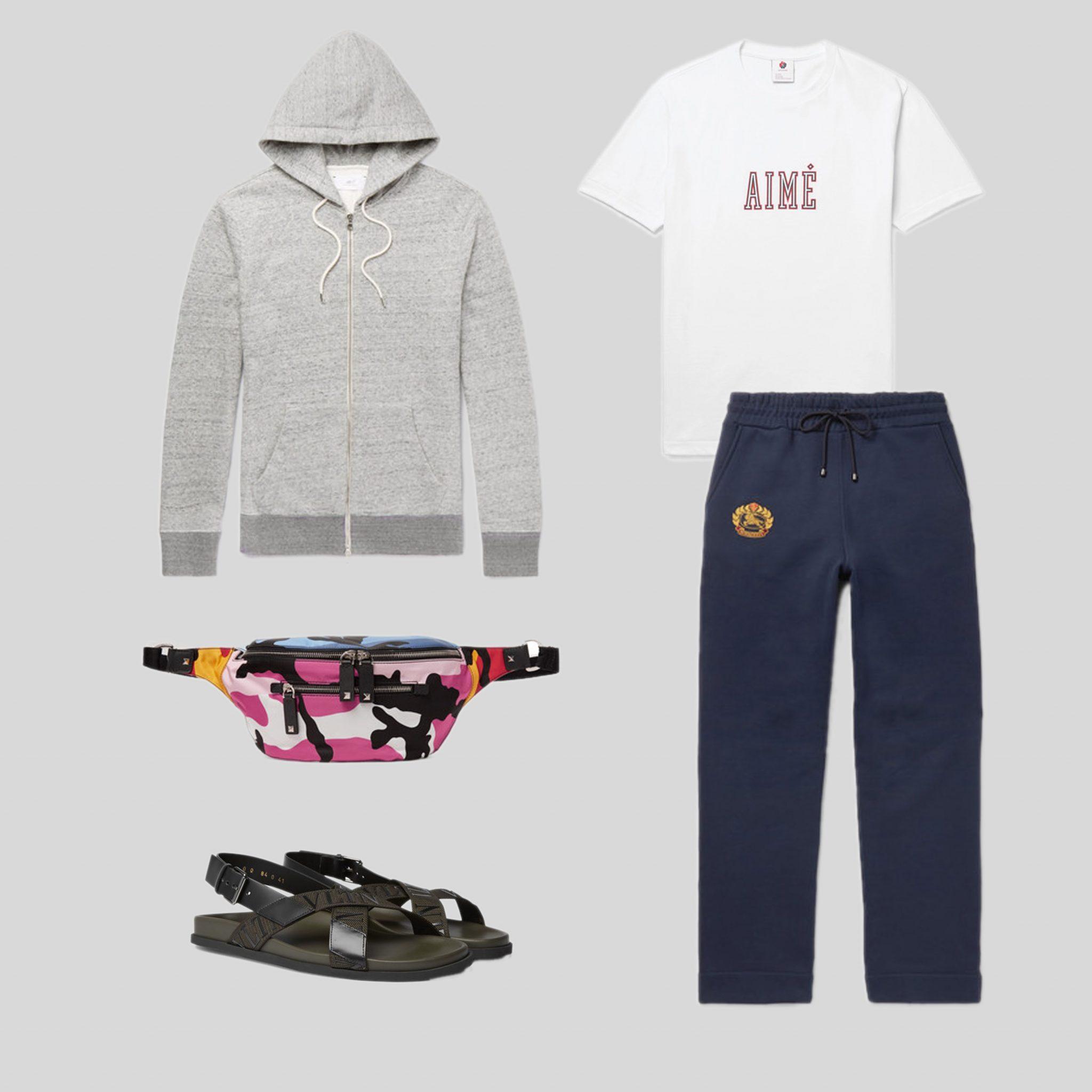 ELLE Man Style Calendar mix & match trang phục du lịch biển. (23)