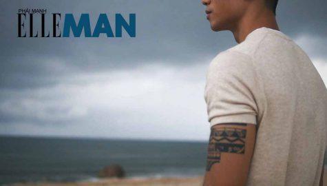 ELLE Man Style Calendar: Tươi mới với trang phục du lịch biển
