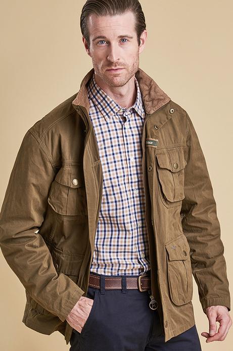 áo khoác Safari - elle man (2)