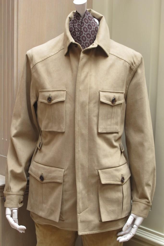 áo khoác Safari - elle man (6)